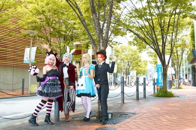 YUBIWAZA presents梅田茶屋町コスプレフェス