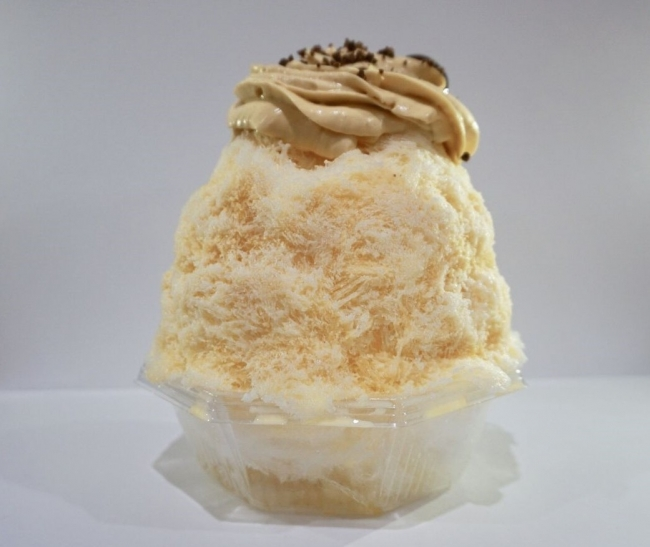 かき氷工房 雪菓/カラメルプディング
