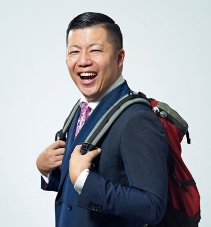 リーマントラベラー東松氏
