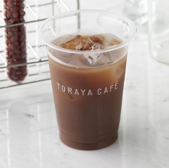 トラヤカフェ/あんほうじ茶