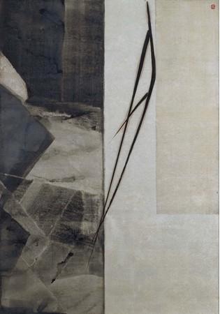 《月読み》1978年 公益財団法人岐阜現代美術財団蔵