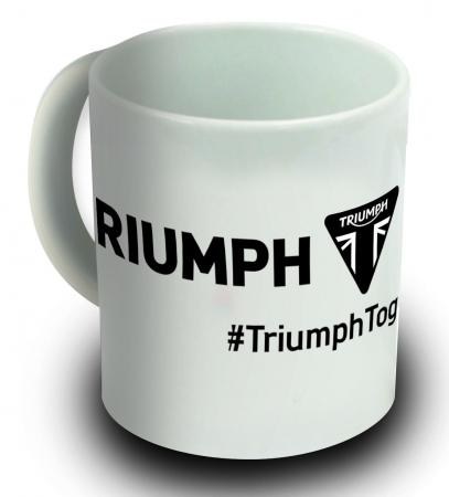 TRIUMPH TOGETHER オリジナルマグカップ