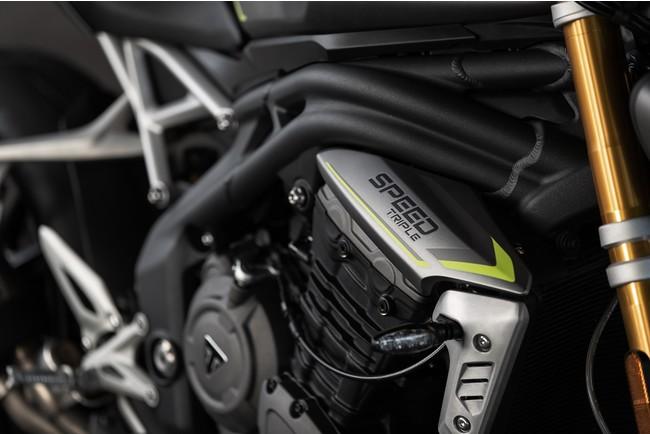 最新1,160ccトリプルエンジン