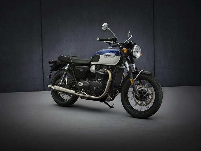2021新型ボンネビルT100