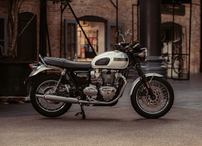 BONNEVILLE T120 DIAMOND EDITION