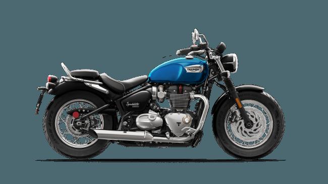 Speedmaster -コバルトブルー×ジェットブラック(ツインカラー)