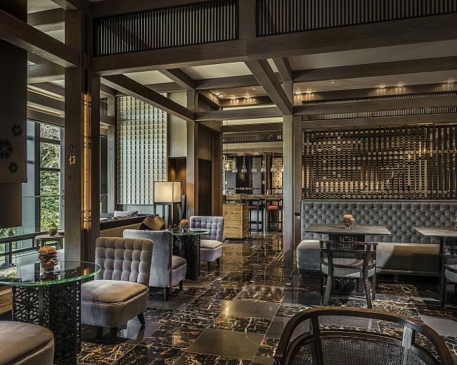 フォーシーズンズホテル京都 「ザ・ラウンジ&バー」