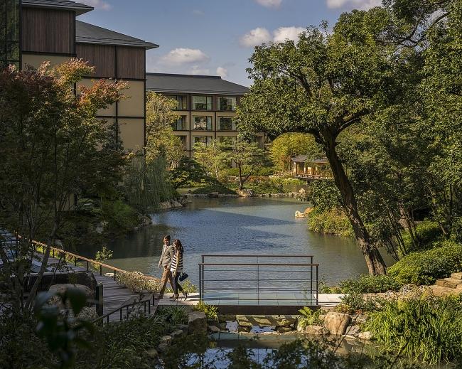 ホテル内庭園「積翠園」イメージ