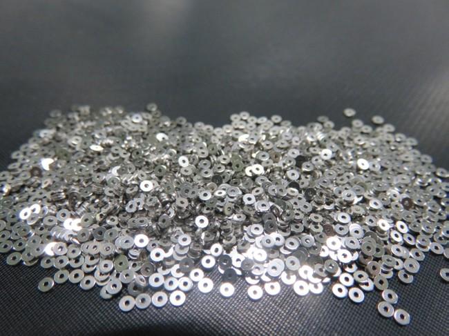 白金イリジウム合金製X線不透過マーカー