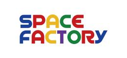 SpaceFactoryロゴ
