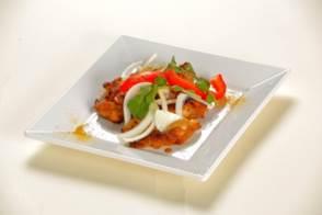 池乃沢七五三うこんを使ったタンドリーチキン&野菜のグリル