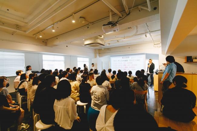 イベント利用時の写真|提供:東京カセグーン