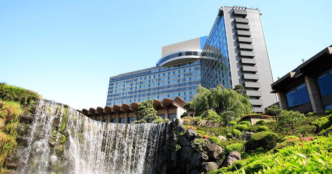 会場となるホテルニューオータニ東京