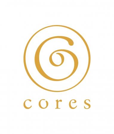 coresの新しいロゴ