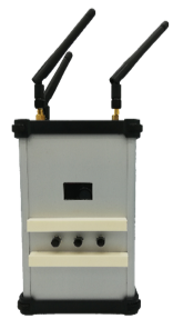 ●IBIS専用エクステンションアンテナ仕様 ・アンテナ延長ケーブル長:10m ・三脚設置、吊り下げ設置が可能