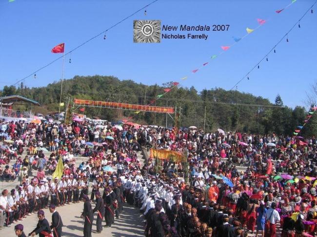 「new mandala 2007」より
