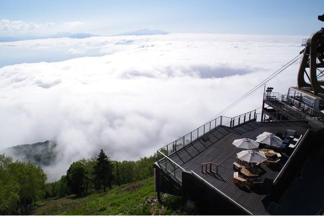SORA terraceの雲海