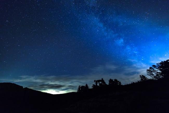 星空/天の川