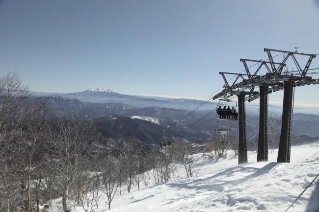 めいほうスキー場(岐阜)