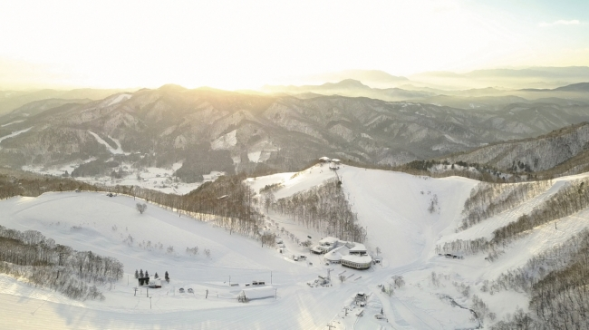 HAKUBA VALLEY 鹿島槍スキー場(長野)