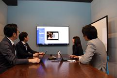 情報集約されたMattermostを活用した会議