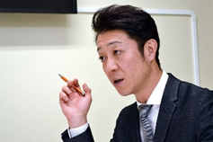 株式会社ヴィセント代表取締役 高橋 誠