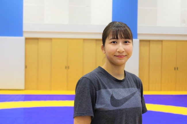 女子レスリング・中村未優選手とGatherキャリアサポート契約を締結