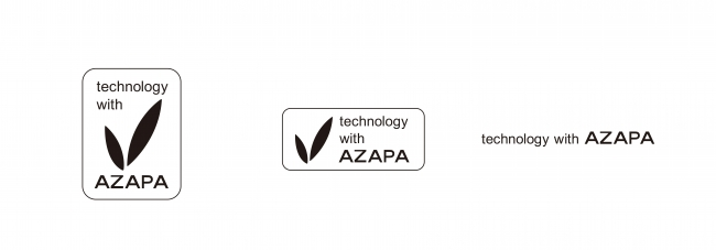 technology with AZAPA ロゴマーク