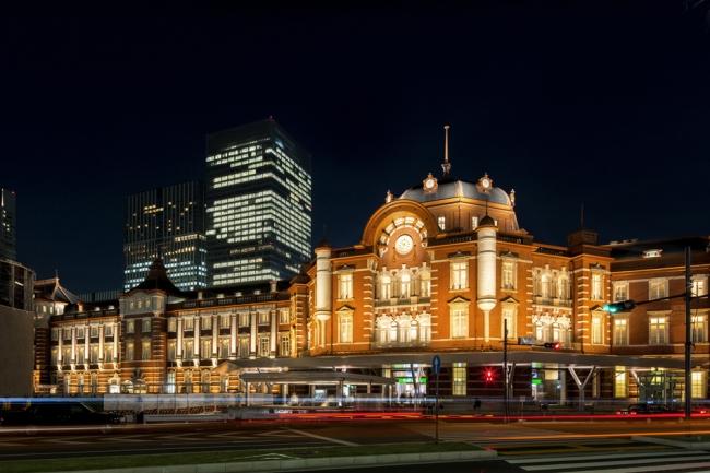 クラシカルな佇まいの東京ステーションホテル 写真提供:デジキャビ