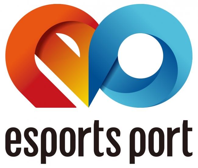 ポータルサイト「esports port」ロゴ
