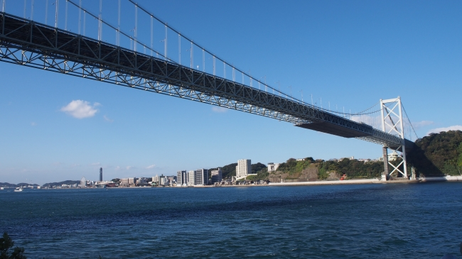関門橋(イメージ)
