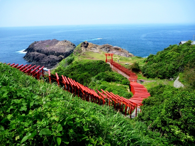 元乃隅神社(イメージ)