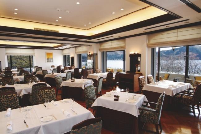 山のホテル レストラン「ヴェル・ボワ」(イメージ)