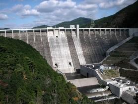 喜瀬川ダム(イメージ)