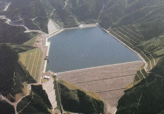 天山ダム(イメージ)