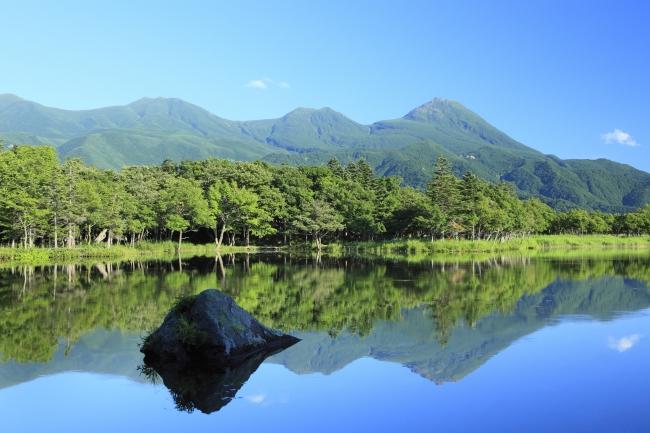 知床五湖(イメージ)