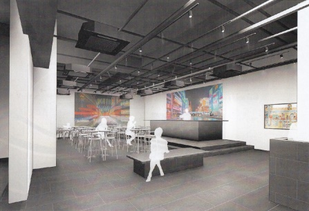 TONBORI BASE Cafe&Info(イメージ)