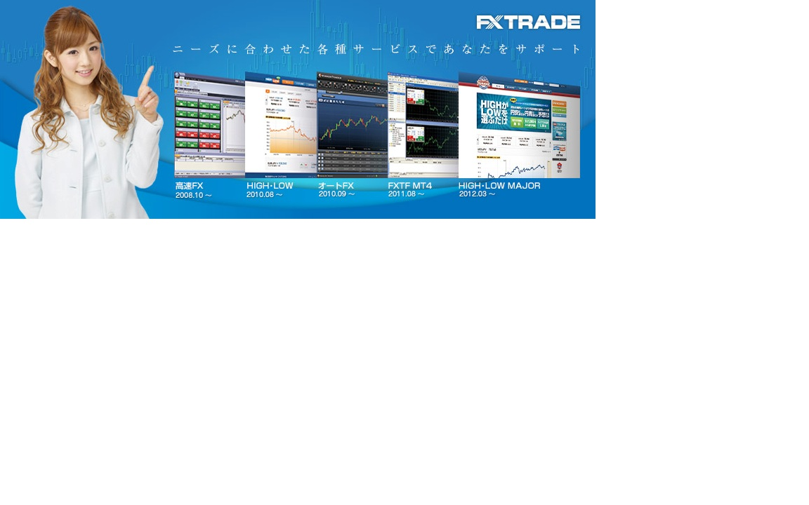 Fxtrade financial co