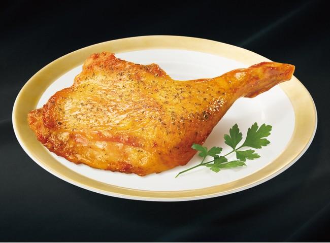 「五穀味鶏 ローストレッグ」