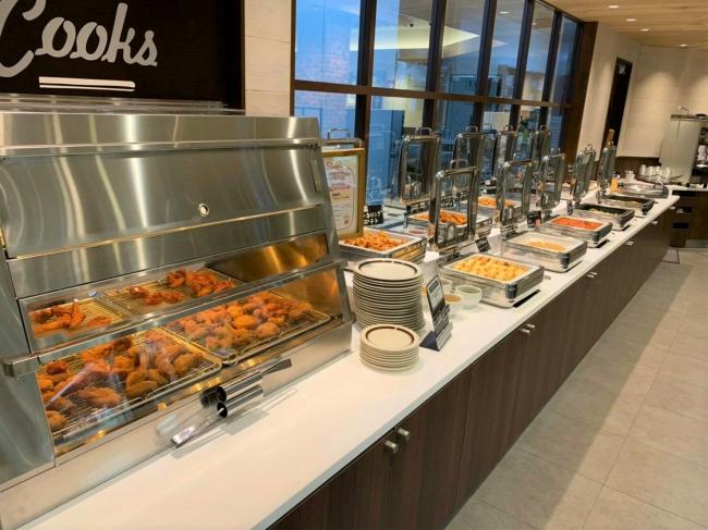 KFC Restaurant南町田クランベリーパーク店 店内イメージ