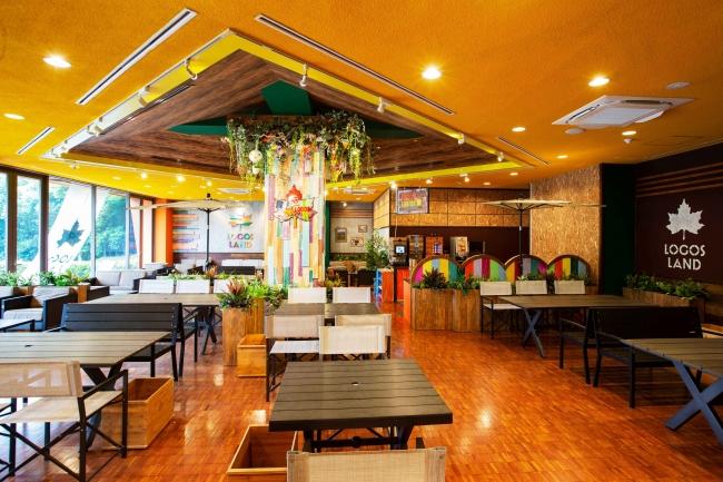 プラムイン城陽-ロゴスファミリーレストラン