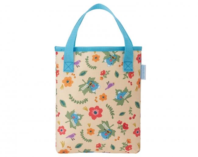 持ち運びに便利な 収納バッグ付き。