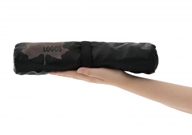 400gと軽量かつ手のひらに乗るほど コンパクトに収納可能。