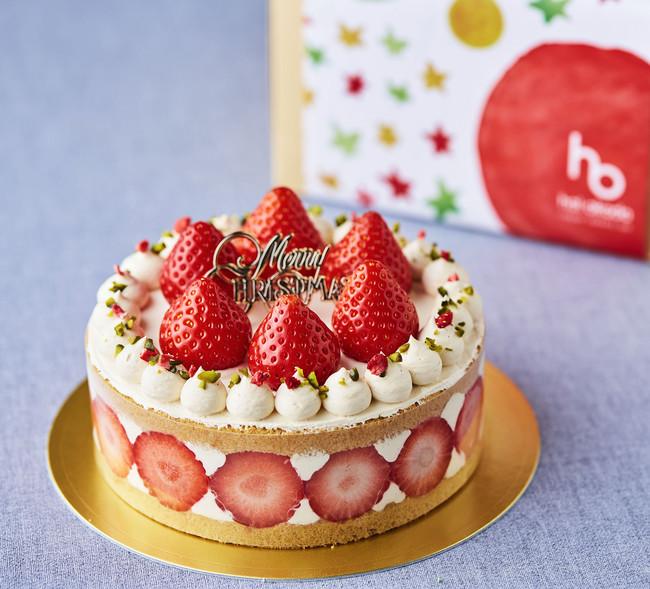 ヴィーガン・スイーツ専⾨店「hal okada vegan sweet lab」が、100%植物性⾷材のみを使⽤した2種のクリスマス・ケーキを発売。|カフェ・カンパニー株式会社のプレスリリース