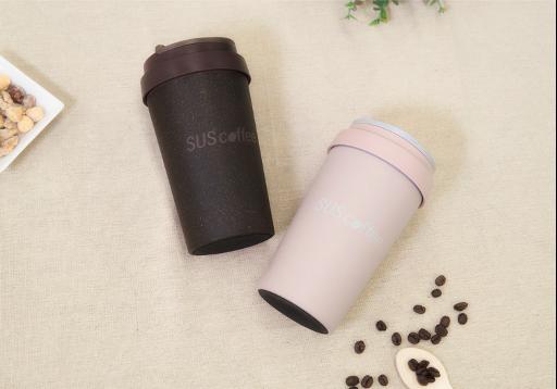 SUS coffee tumbler 全2種
