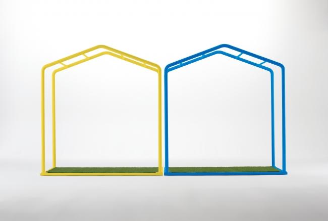 【空間を彩る豊かなカラー】これまでにない、 多様なカラーバリエーションのため、 空間の目的別に色を選択できます。