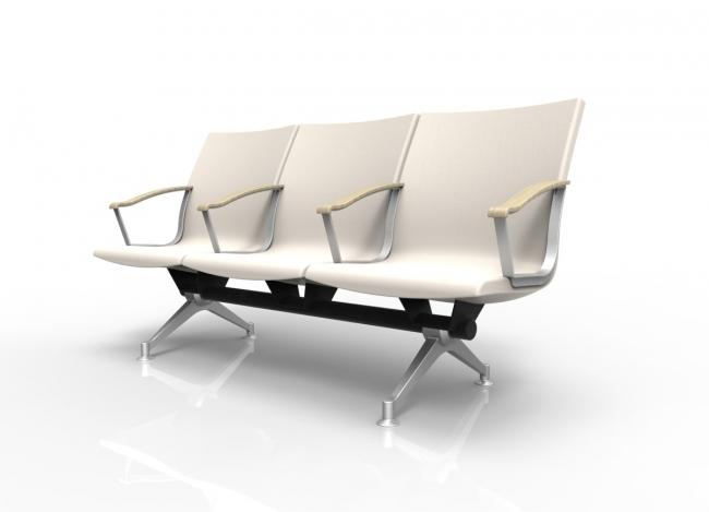 【新製品】快適な座り心地を提供する待合スペース用ロビーチェア