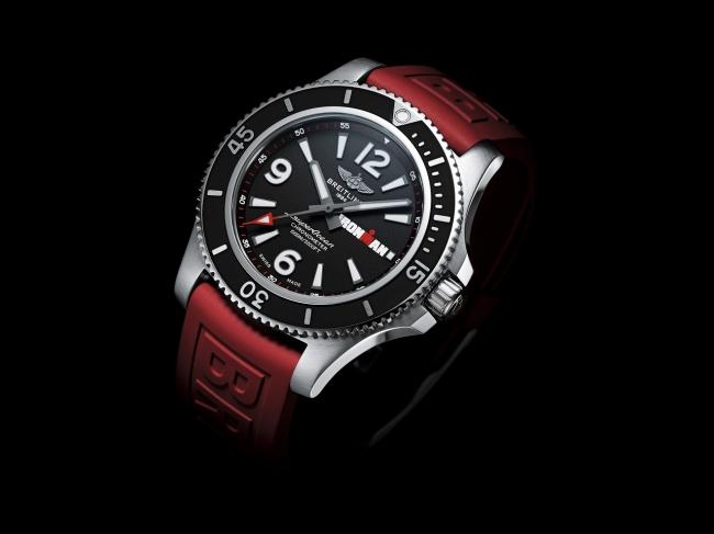 more photos ffeec aef4b ブライトリングが新たな本格機械式時計でアイアンマンと ...