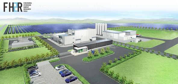福島水素エネルギー研究フィールド(FH2R)