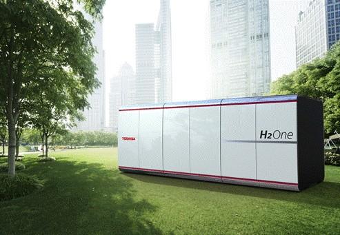 自立型水素エネルギー供給システム「H2One(TM)」